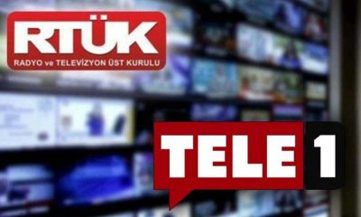 RTÜK'ten TELE1'e iki ceza daha