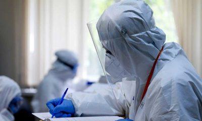 Dünyada her 7 koronavirüs hastasından 1'i sağlık emekçisi!