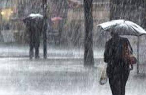 İzmir Valiliği'nden 'sağanak yağış' uyarısı