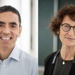 Almanya, Prof. Dr. Uğur Şahin ve Dr. Özlem Türeci'ye liyakat nişanı verecek