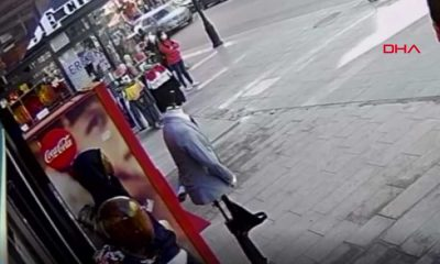 13 yaşındaki kıza saldırdı, bir şey olmamış gibi gitti