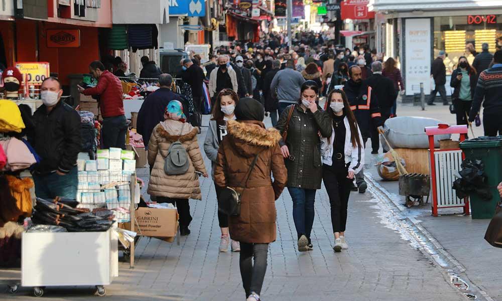 Korkutan 'mutasyonlu virüs' iddiası: Bir ildeki vaka sayısı yüzde 50'yi geçti