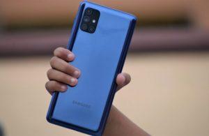 Samsung Galaxy M62 ortaya çıktı