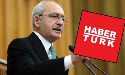 Habertürk'ün sansürü program iptal ettirdi