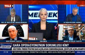 Sedat Bozkurt: Gara Operasyonu niye bu zamanda yapıldı?