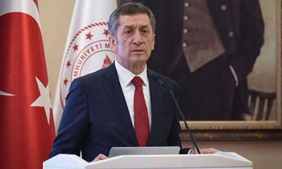 Milli Eğitim Bakanı Ziya Selçuk'tan 'erteleme' özrü