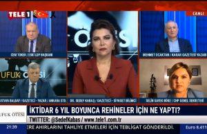 Selin Sayek Böke: Osman Öcalan'ı TRT'ye çıkartan iktidar, rehineler için neden adım atmadı?