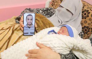 Filistinli mahkum, 'sperm kaçırma' yöntemiyle hapishanede baba oldu