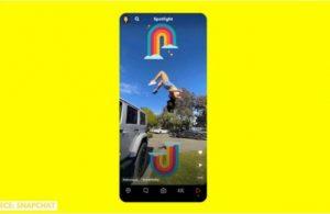 Snapchat Spotlight özelliği büyük ses getirdi