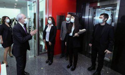 Sol Parti'den CHP'ye ziyaret: AKP'nin anayasa oyununa gelmeyin