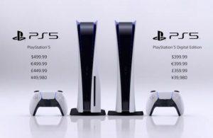 PS5 tekrardan satışta!