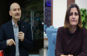 Soylu: Gara'ya giden o, Taşdemir: Yalan ve iftira