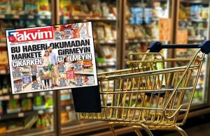 Yandaşlar pahalılığın suçunu vatandaşa attı: Çocuğunuzu markete götürmeyin