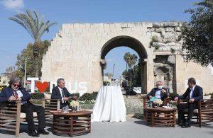 Bu kardeşlik Çukurova'yı, Doğu Akdeniz'i her konuda büyütür, güçlendirir