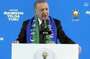 Erdoğan: Şehitlerimiz bizim geleceğimizi aydınlatan kılavuzumuzdur