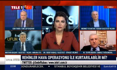 Emekli Tuğgeneral Tevfik Bedük: Operasyon haberi uçurulmuş olabilir