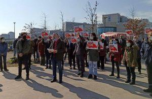 TKP'den Erdoğan, Soylu, Bahçeli ve polisler hakkında suç duyurusu