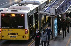 İstanbul'da toplu taşıma kısıtlamasında yaş sınırı değişti