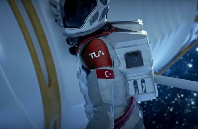 Türkiye Uzay Ajansı garson ve temizlik görevlisi alıyor