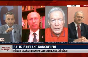 Uğur Dündar'dan çok konuşulacak AKP yorumu: İktidar sahipleri sanki…