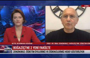Prof. Dr. Ünal Zenginobuz: Bakkal dükkanı açar gibi fakülte açılamaz