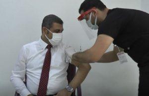 Aşı olan MHP'li vekili Ali Muhittin Taşdoğan koronavirüse yakalandı