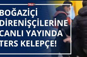 Boğaziçi direnişçilerine Kadıköy'de çok sert polis müdahalesi!