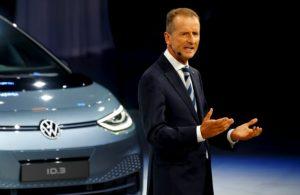 Volkswagen Apple Car konusunda özgüven sahibi bir profil çiziyor