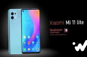 Xiaomi Mi 11 amiral gemisini piyasaya sürdü