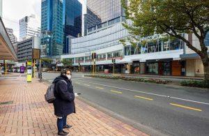 Yeni Zelanda'da üç vaka tespit edilen şehir kapatıldı