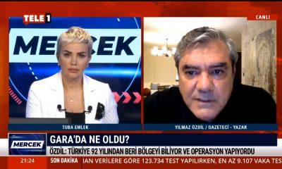 Yılmaz Özdil: Türkiye'nin komşusu artık Suriye ve Irak değil