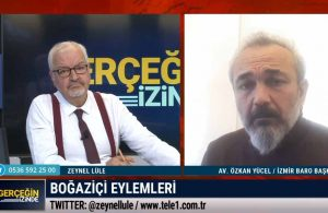 """""""12 Eylül iktidarının 'artığı' olan anayasayı uygulamayan bir siyasi iktidarla karşı karşıyayız"""" – GERÇEĞİN İZİ"""