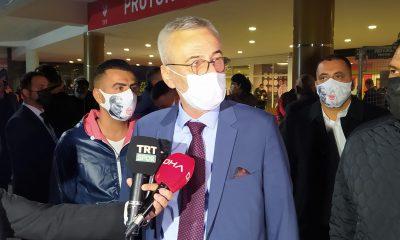 Antalyaspor Başkanı Yılmaz'dan Beşiktaş açıklaması