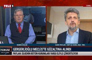 HDP'li Gergerlioğlu'nu abdest alırken götürdüler – FORUM HAFTA SONU