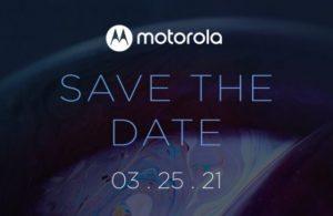 Motorola Edge S , Ocak ayında Çin'de piyasaya sürüldü