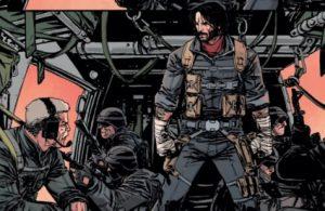 Keanu Reeves çizgi romanını animasyona çevirecek