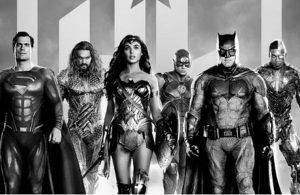 HBO Max'de Justice League siyah beyaz versiyonu yayınlanacak