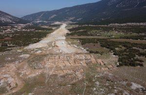 Denizli'de 2 bin yıllık yerleşim yeri bulundu