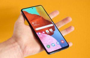 Samsung Galaxy A52 cihazının yeni bir LTE varyantı yakında geliyor
