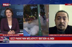 Gezi Parkı'nın mülkiyet devri ne anlama geliyor? – HAFTA SONU ANA HABER