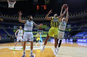 Fenerbahçe Avrupa'da 18'inci galibiyetini 23 sayı farkla aldı