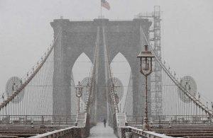 ABD'de yoğun kar fırtınası: 2 binden fazla uçuş iptal edildi