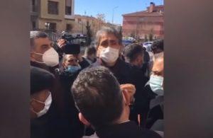 CHP'li vekil ile AKP'li vekil birbirine girdi