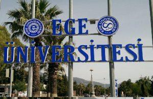 Ege Üniversitesi rektöründen kantinci aileyi 'dövün' talimatı