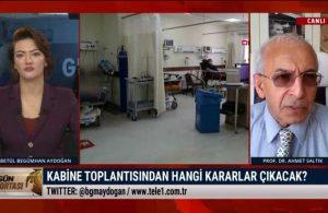 Prof. Dr. Ahmet Saltık: Her gün 400'den fazla insan ölüyor