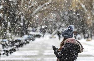Ankara için 'kar' uyarısı!