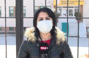 Mutasyonlu virüsün tespit edildiği okulda TELE1'e çekim engeli