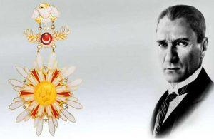Flaş iddia: Arap liderler rahatsız! Madalyalardan Atatürk resmi çıkarıldı