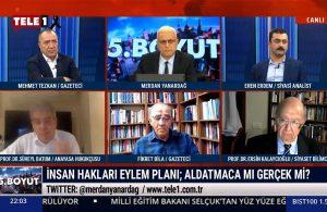 Süheyl Batum: Avrupa'da Türkiye'nin demokratikleşmesi gibi bir kaygı yok