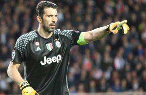 Gianluigi Buffon emeklilik için tarih verdi